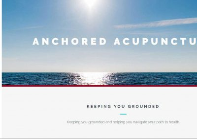 Anchored Acupuncture