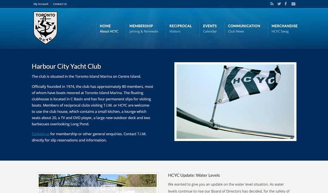 Harbour City Yacht Club