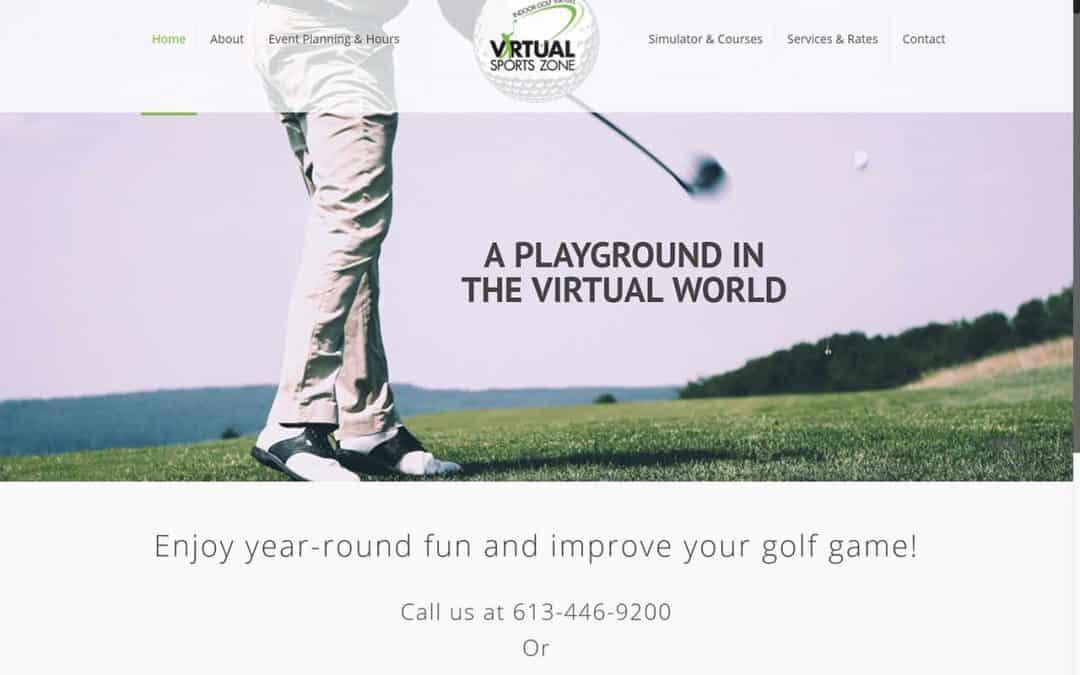 Virtual Sports Zone