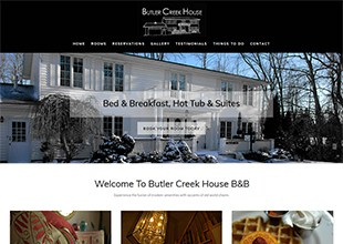 Butler Creek House