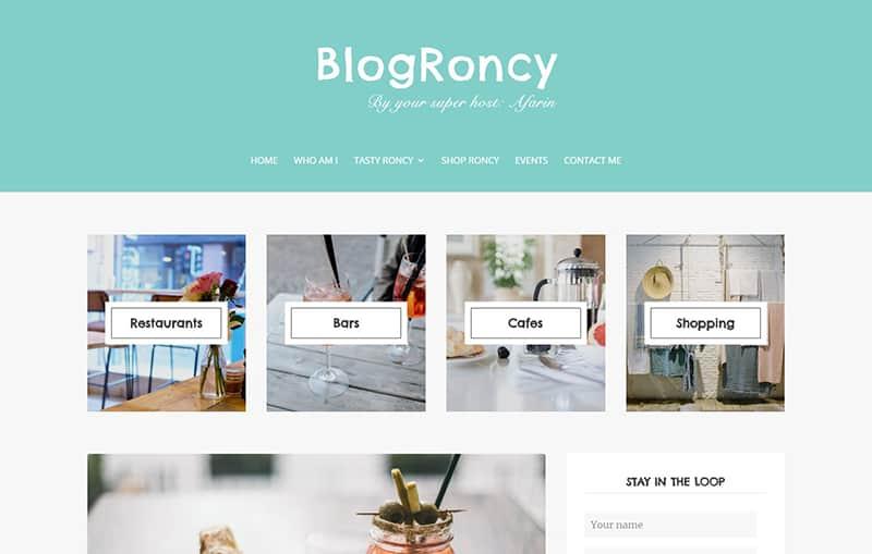 Blog Roncy
