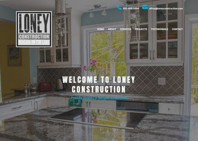 Loney Construction